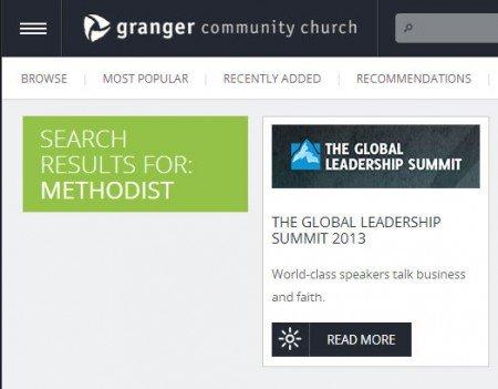 Granger Church