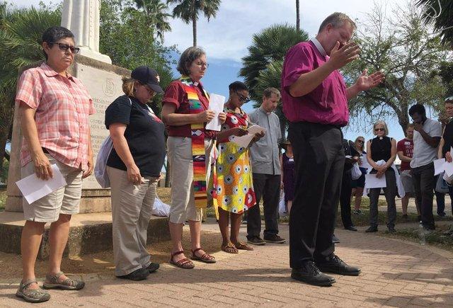 Pastors on Border Trip
