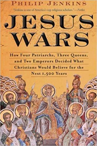 Philip Jenkins Jesus Wars