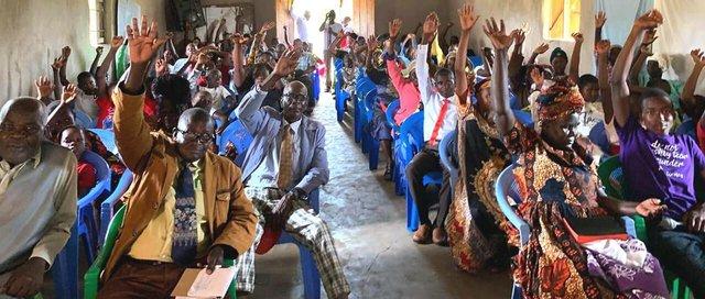 First UMC Moheto, Kenya