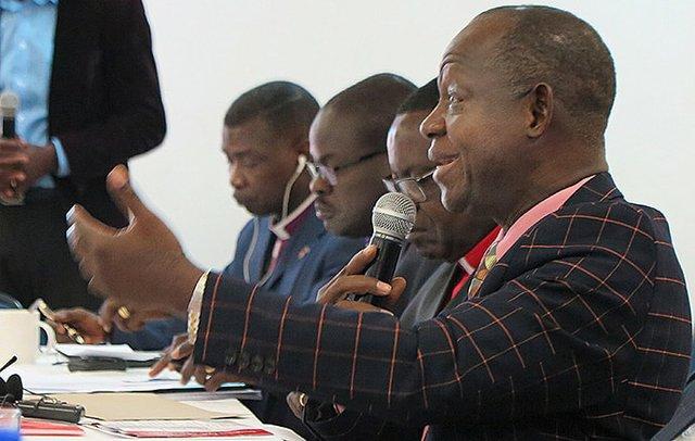 Africa Bishops 2019