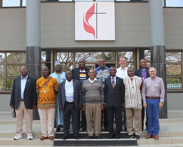 African Bishops 2019