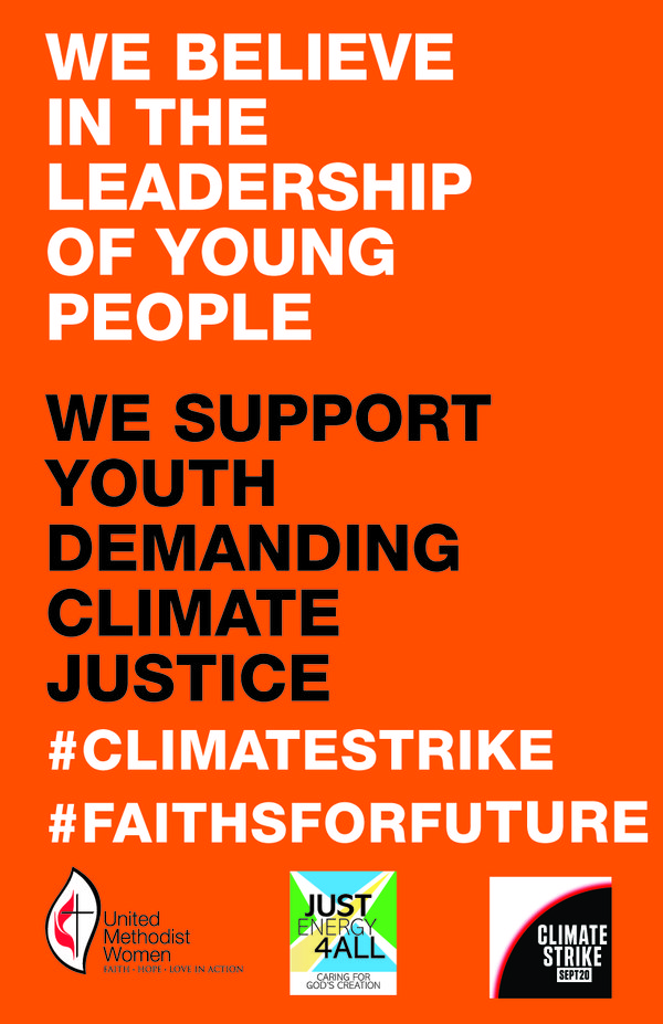 Climate Strike Poster 1