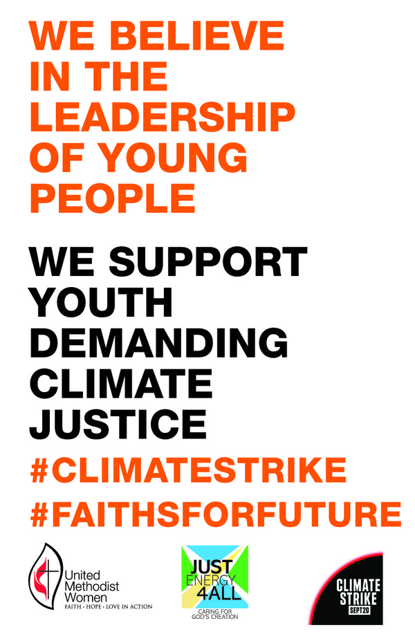 Climate Strike Poster 3