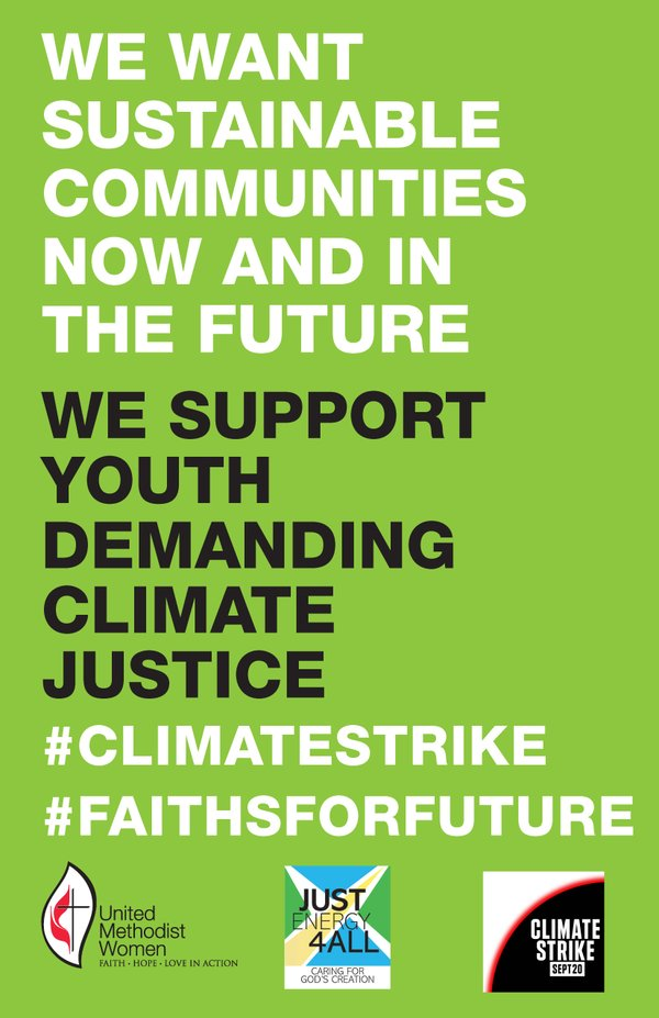 Climate Strike 2 Poster