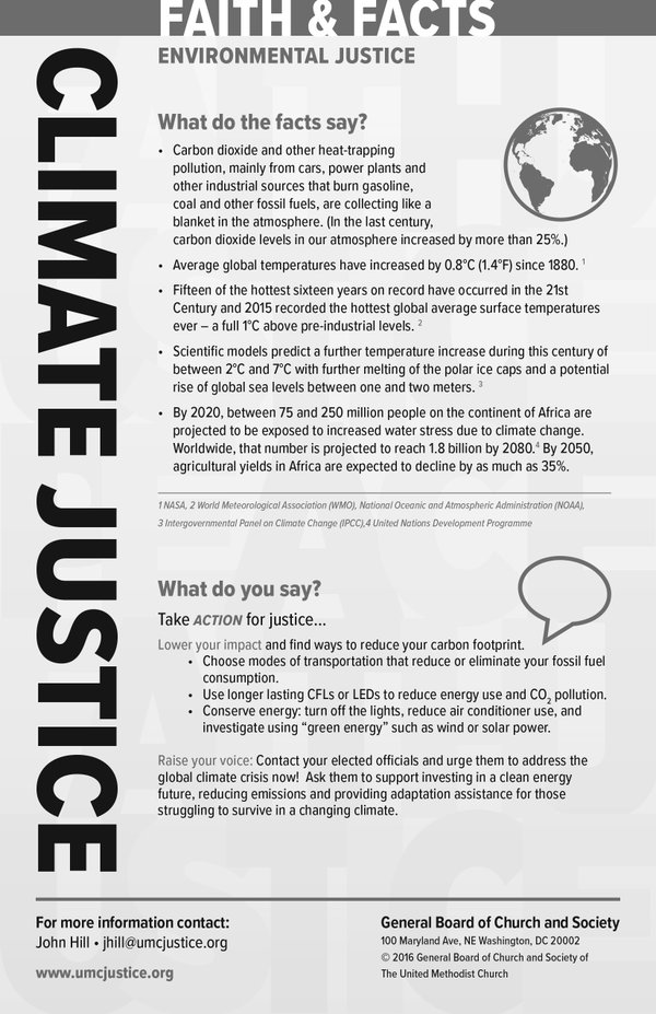 Climate Justice 2