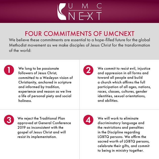 Four Commitments