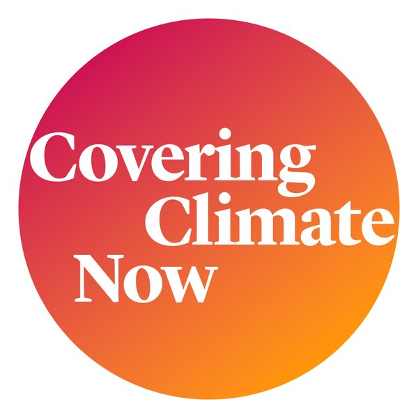 Covering Climate Logo
