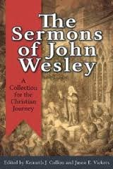 Wesley Sermons Cover