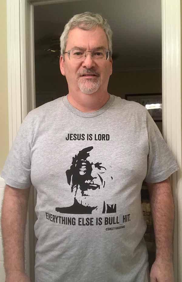 Hauerwas Bull Shirt