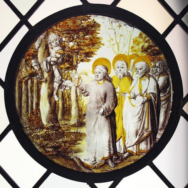 Zacchaeus Roundel