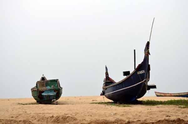 Rusty Boats
