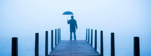 Fog Umbrella