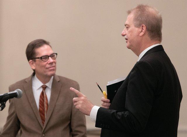 Lambrecht and Carter
