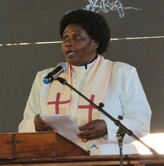 Bishop Purity Malinga