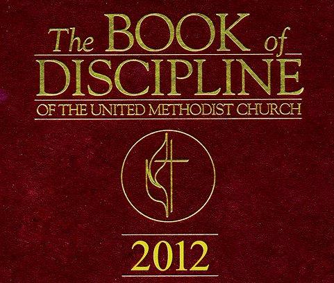 Discipline Cover