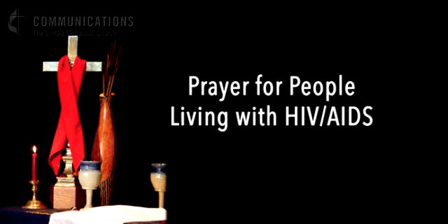 Prayer for People with HIV/AIDS