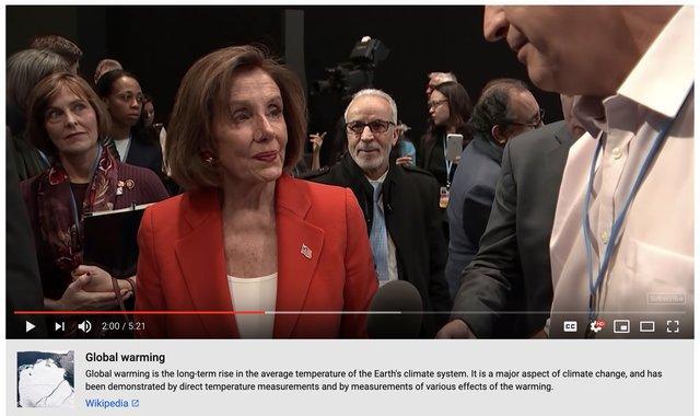 Nancy Pelosi Channel 4