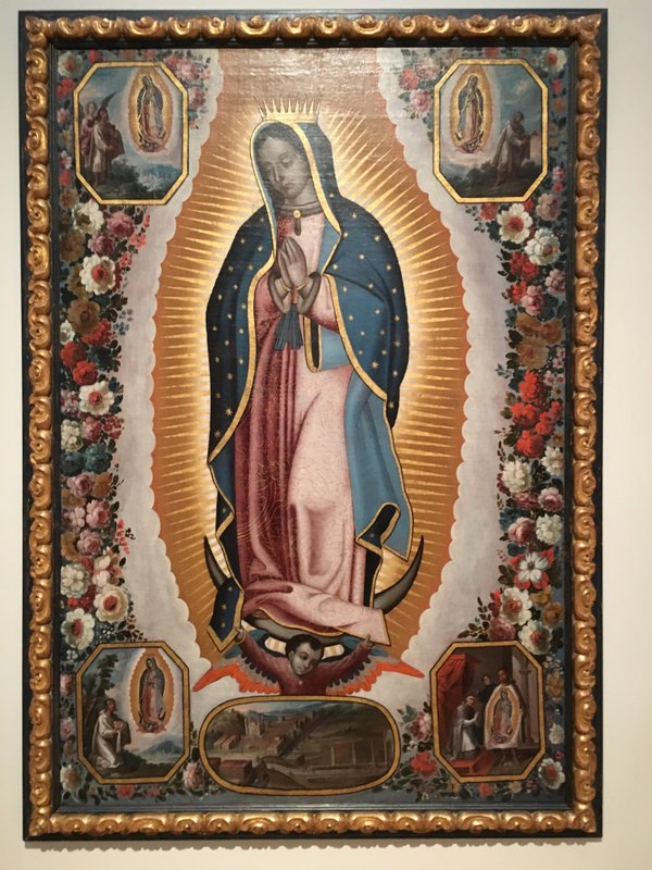 Spanish Madonna