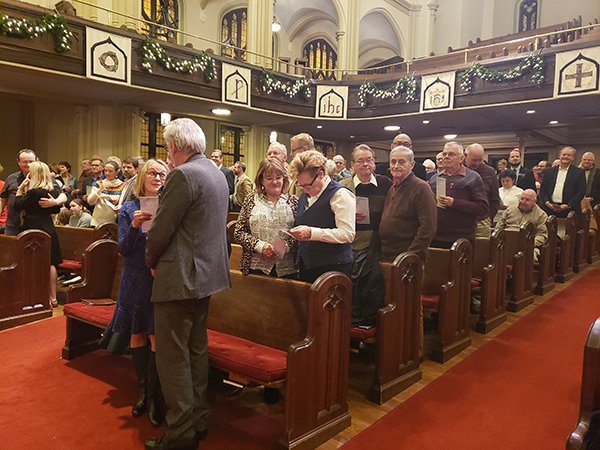 Couples Renew Vows