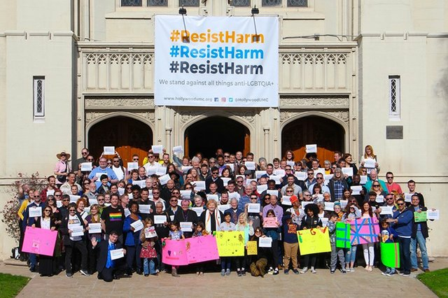 Resist Harm Hollywood