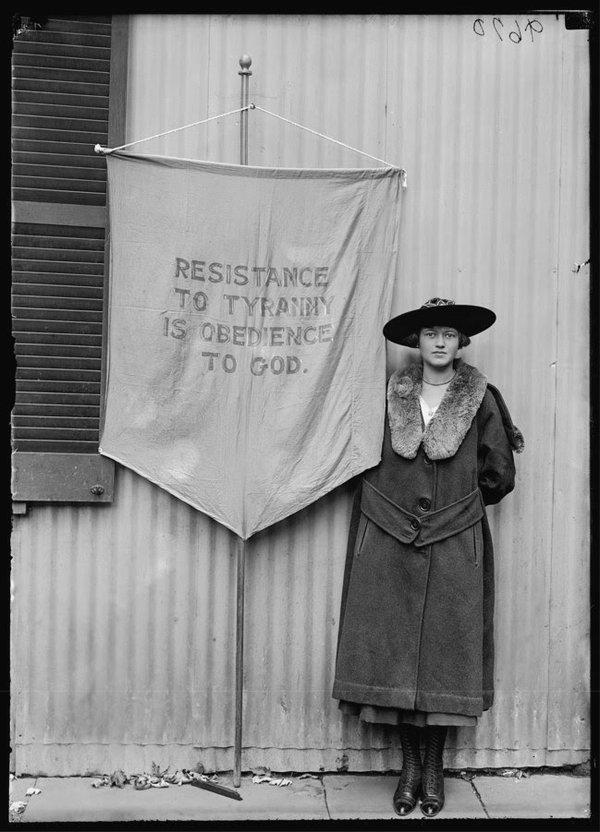 Resistance banner