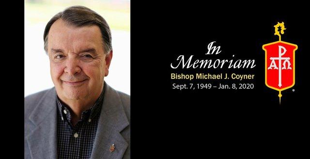 Bishop Coyner Memoriam
