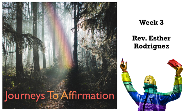 Journey to Affirmation 3