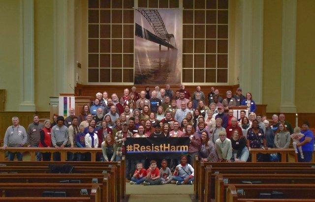 Memphis Resist Harm