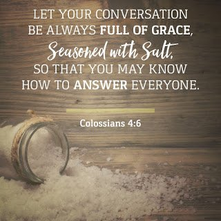 Colossians Saying