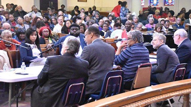 Black UMC Panelists