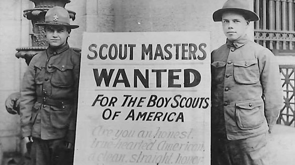 Scoutmasters Wanted