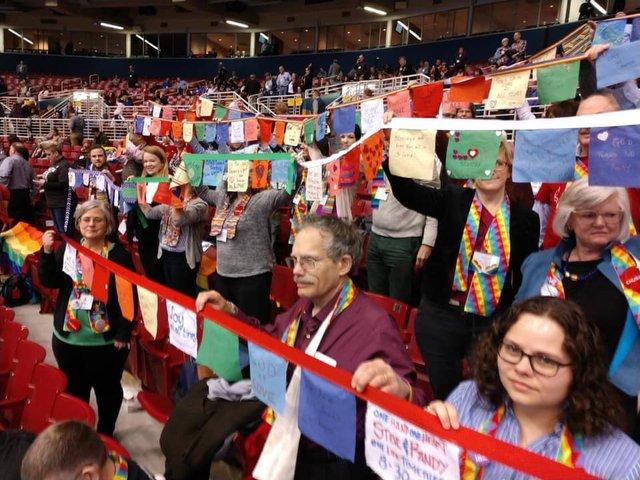 GC2019 Prayer Flags