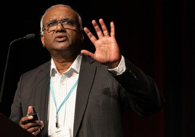 Moses Kumar