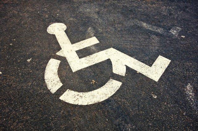 Wheelchair marker