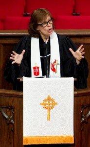 Bishop Debra Wallace-Padgett
