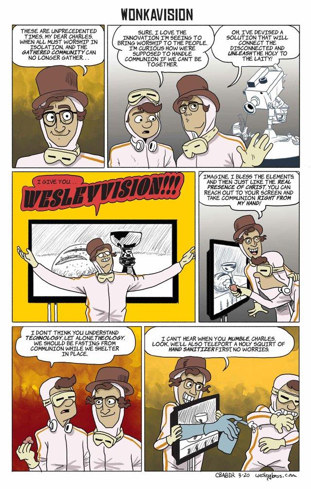 WB Wonkavision