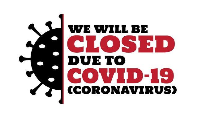 COVID Closed