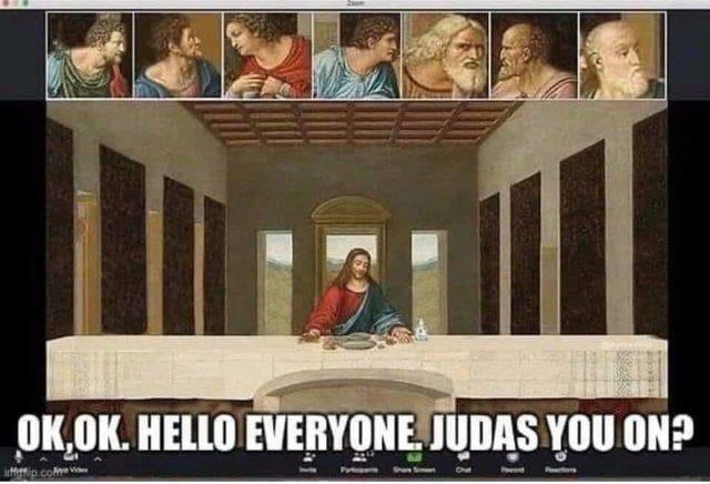 Judas Zoom