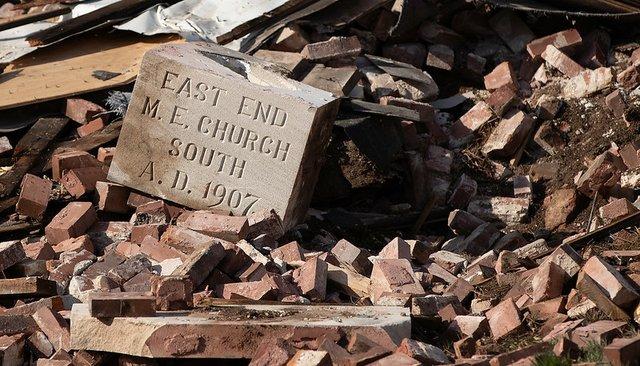 East End cornerstone