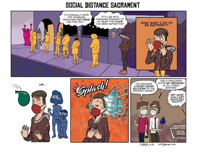 WB Social Distancing