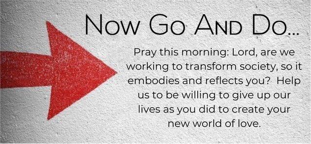 Transform Prayer