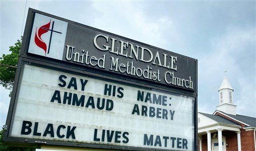 Glendale UMC Arbery