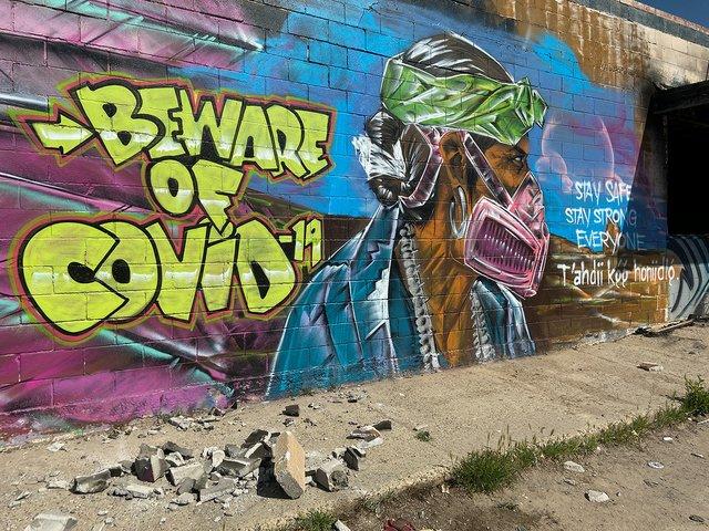 Beware COVID-19