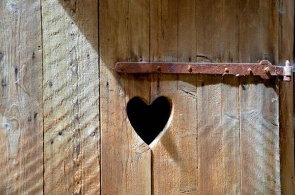Door heart