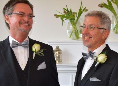 Bobby Prince and Joe Openshaw