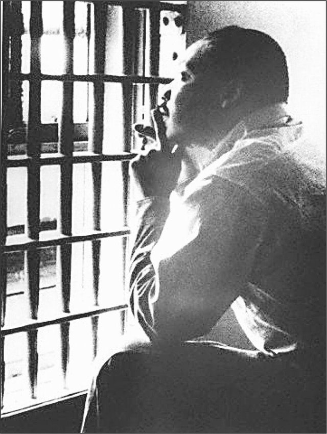 MLK in Jail