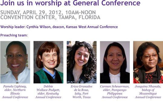 GCSRW Worship