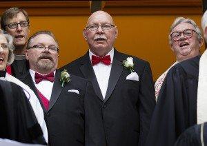 Philly Gay Wedding