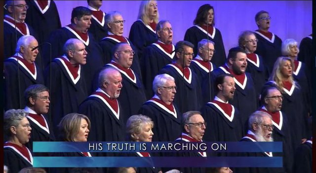 First Baptist Dallas Choir